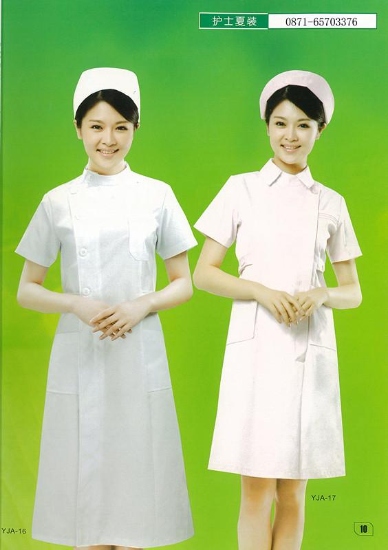 南丁格尔护士服、医生服