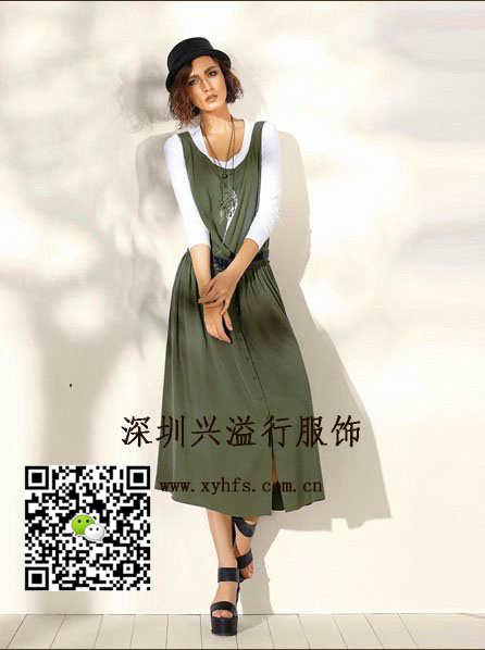 品牌库存 时尚休闲品牌女装一三国际 品牌折扣女装批发