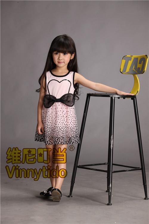 维尼叮当童装与国际接轨款式上新快,诚邀加盟