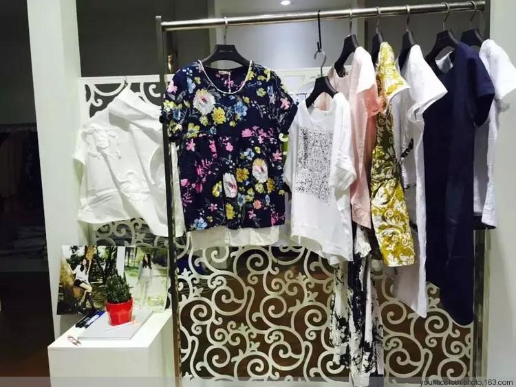 棉麻大码女装流行时尚新款批发