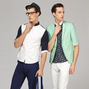 第二印象都市简约时尚男装加盟条件