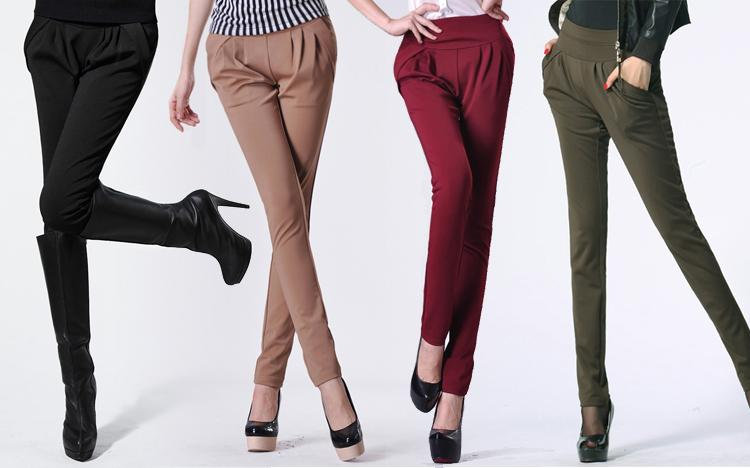 大同各类样式裤子批发