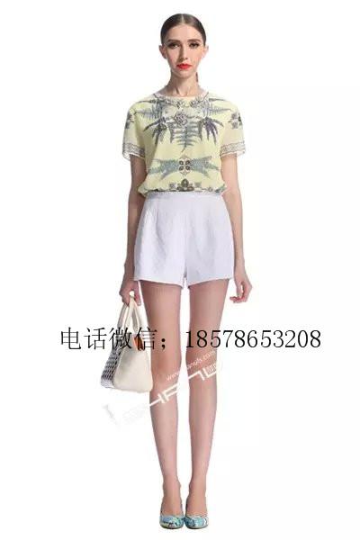 广州品牌女装折扣批发