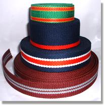 泉州款式新颖的涤纶织带批发
