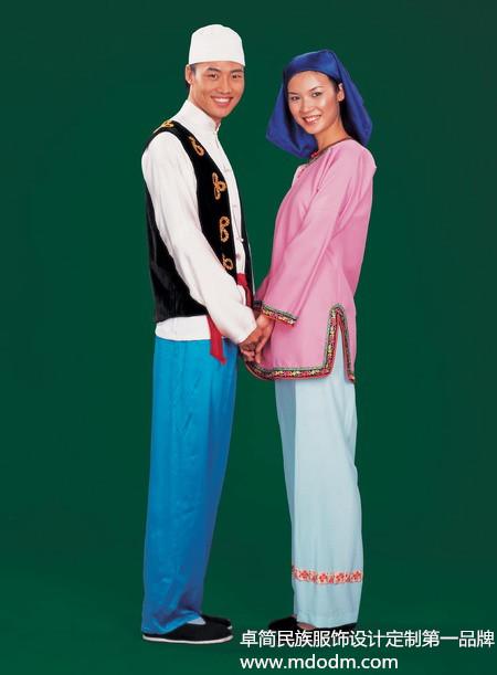 中国少数民族服饰批发