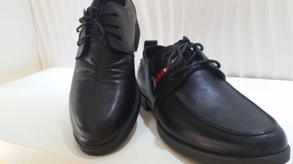 白云红晴蜓品牌正装休闲鞋批发