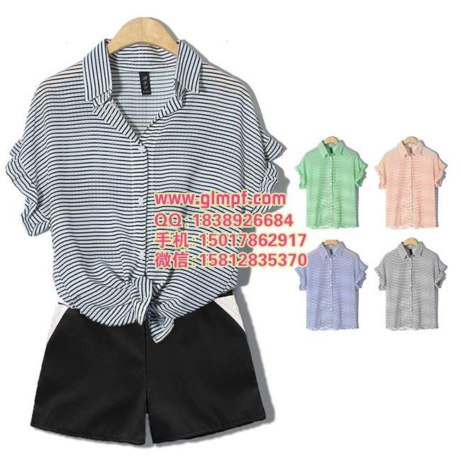 哈尔滨雪纺衫批发市场大连女装新款批发长春服装批发市场