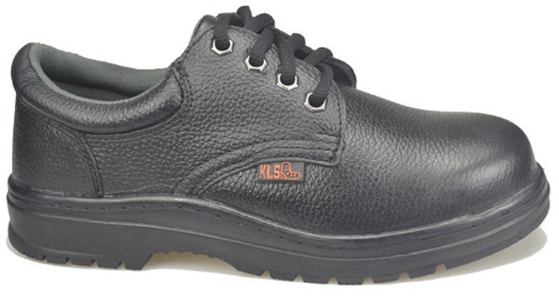 KINGLION原生橡胶底劳保鞋。原生橡胶底安全鞋