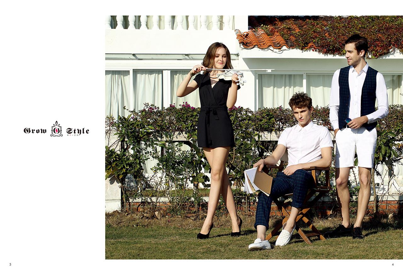 新升流派时尚品牌男装全国招商加盟