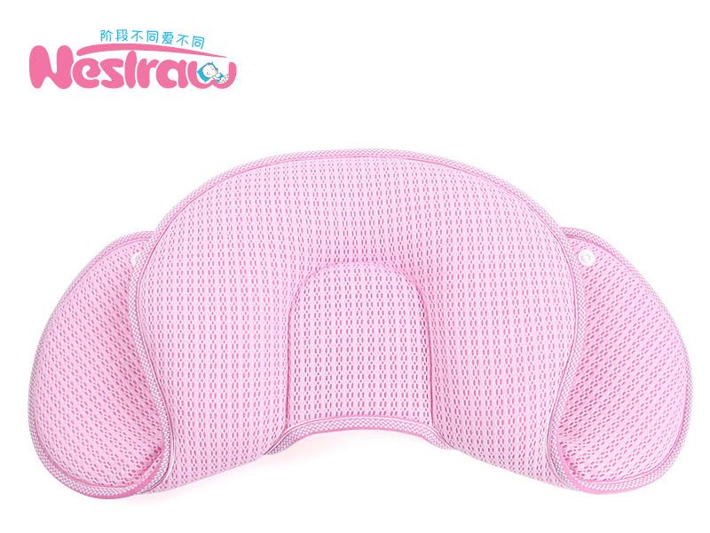 泉州便宜的初生婴儿定型枕头,质量有保证,出售巢生枕头加盟代理