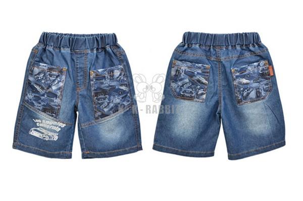 法国牛仔短裤短裤——当下高质量的儿童牛仔推荐