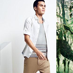 2015GR时尚男装给懂得生活的人