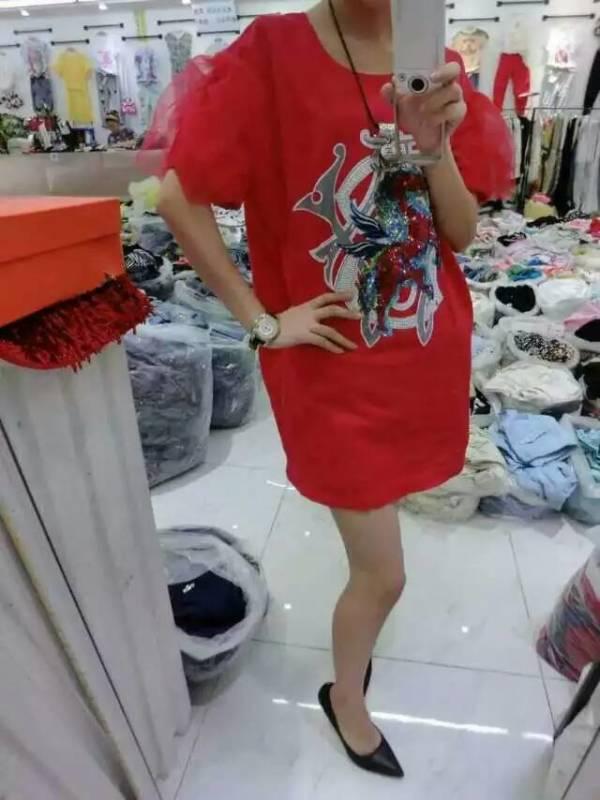市场最好卖的正品欧货女装郑州哪里有得批发好卖的女装哪里批发