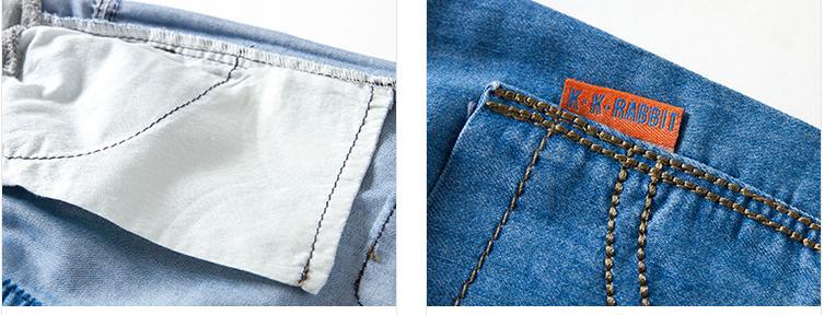 中大童牛仔裤儿童牛仔中裤——由大众推荐的物美价廉的儿童牛仔短裤