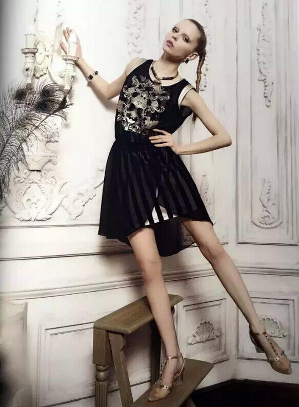 【璧人苑】品牌女装春夏装演绎,流连西子湖畔的美丽与魅力!