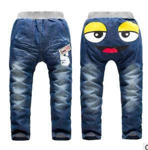 法国牛仔长裤儿童牛仔裤——怎样购买具有口碑的儿童牛仔哈伦裤
