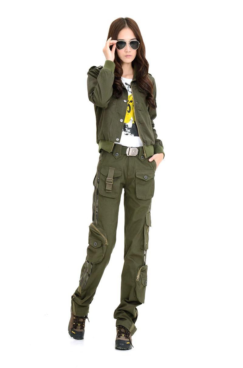 亮丽的多袋裤:合格的休闲纯棉长裤购买技巧