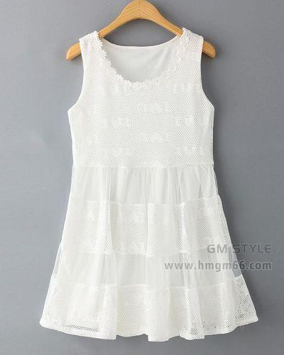 女装新款蕾丝上衣批发时尚女装蕾丝雪纺衣批发韩版雪纺女装批发