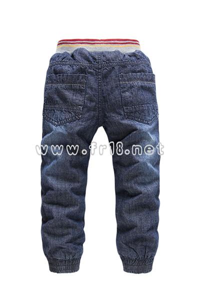 大童牛仔裤爆款,一流的法国KK兔品牌童装就在概能童装贸易公司