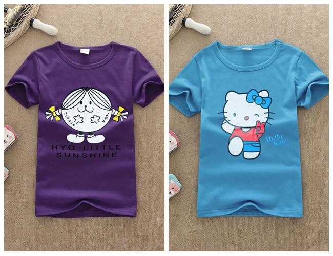 夏季童装短袖T恤批发广东哪里有童装批发广州哪里批发童装好
