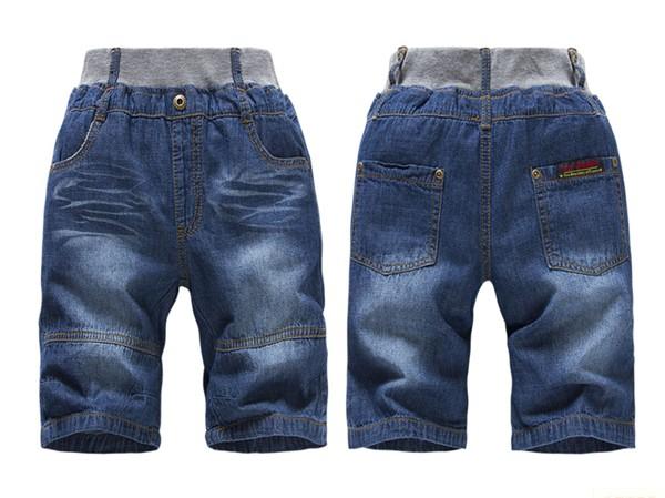 法国牛仔批发儿童牛仔中裤——供应佛山优质的儿童牛仔中裤