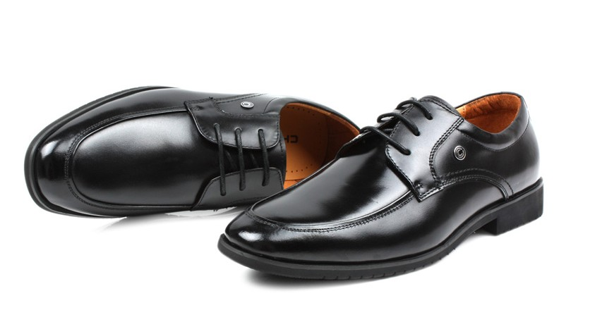 品牌好的内黄皮鞋路路佳鞋供应