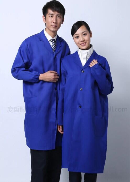 四川好质量蓝大褂批发 优质蓝大褂价格 庞哲服装厂