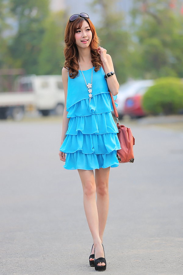 连衣裙 女式连衣裙便宜批发