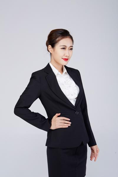 职业装厂家,推荐一条龙服装,晋江职业装