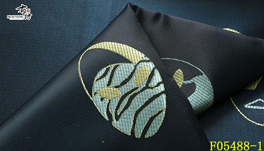 上海女装提花F05488-1布纺供应