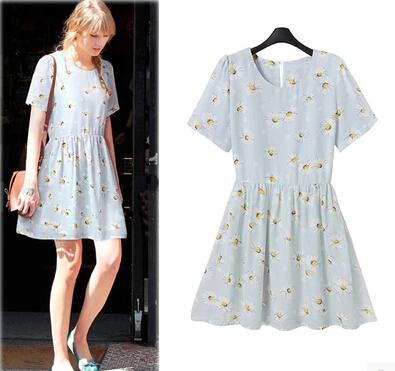 3元5元清货韩版时尚高端品牌女装纯棉雪纺短袖T恤批发