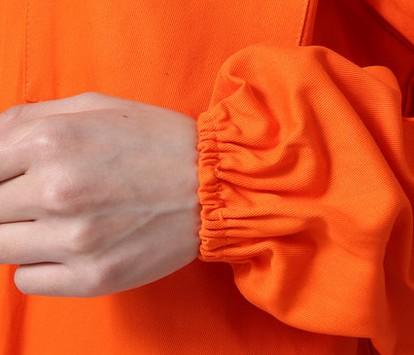 庞哲2015夏款连体工作服 连体汽修服 焊工连体服工作服定做