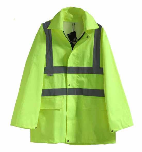 反光雨衣 安全雨衣杭州立安防护用品有限公司