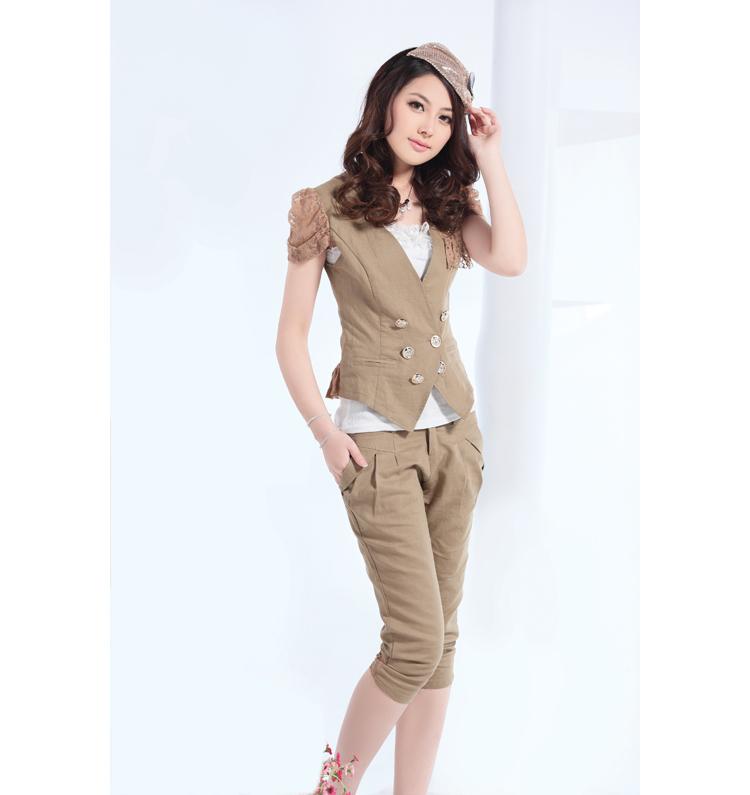 女装销售价格:供应太原舒适的曹兰服装