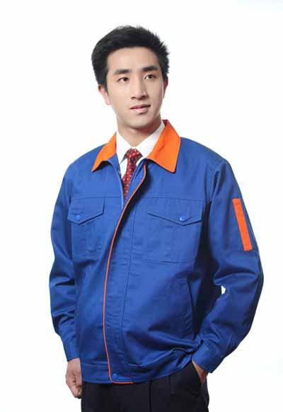 丰城沃克迪威批发103款套装工作服劳保服