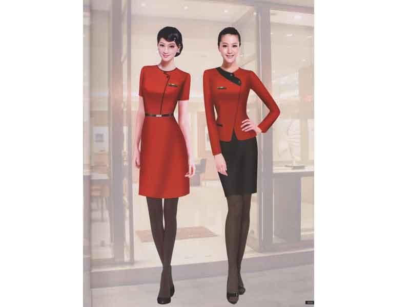 穿一套适合自己的职业装很重要,济南职业装定做为您量身打造。