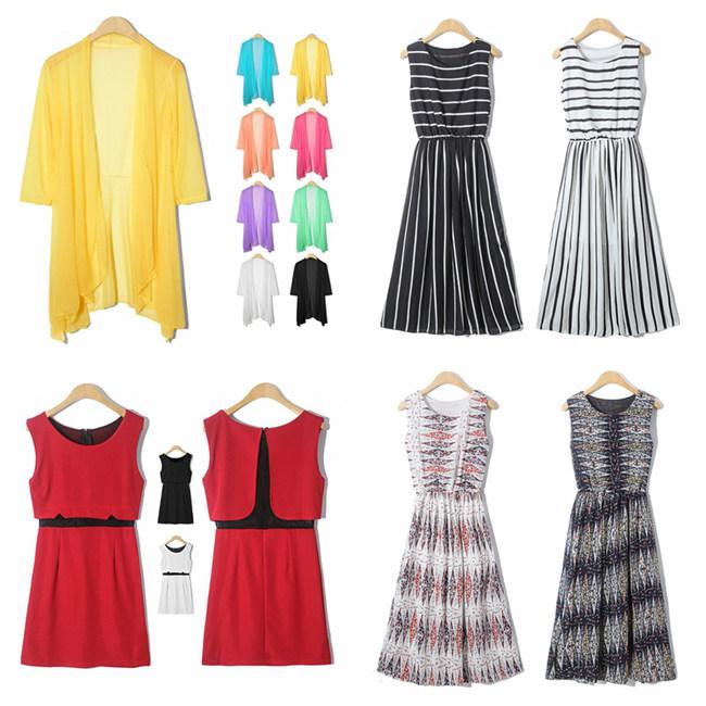 2015流行女装批发2015年新款女装批发2015热销女士夏装批发