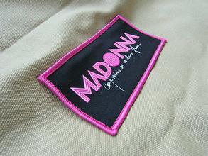 中国服装商标,专业的布标,博昊织造供应