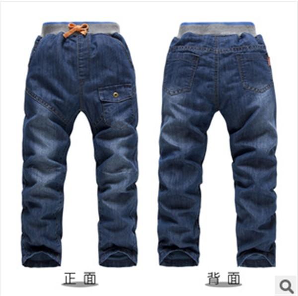 佛山哪里有供应最优惠的儿童牛仔长裤,外贸精品童裤中小童牛仔裤