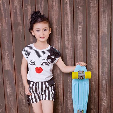 汇聚时尚,经营梦想 M&Q大眼蛙童装招商加盟