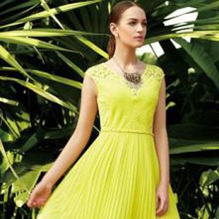 浪漫中释放优雅与时尚乔帛女装诚邀加盟商