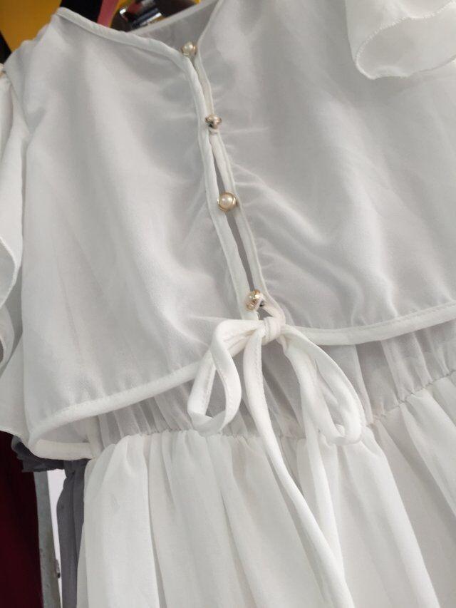 胖高档长款超薄雪修身连衣裙甜美波西米亚长款沙滩雪纺背心裙批发