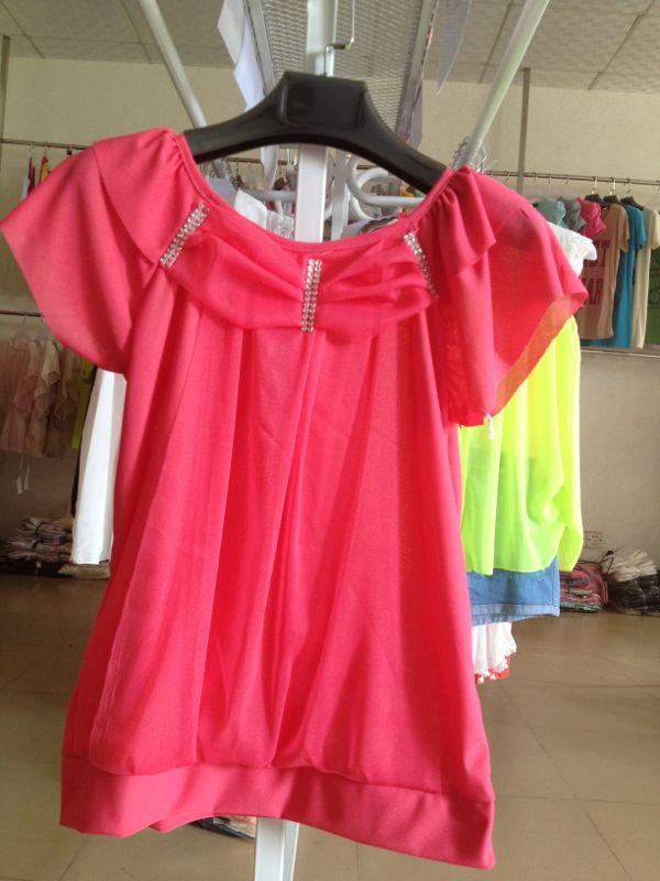 杭州夏季服装厂家最便宜批发