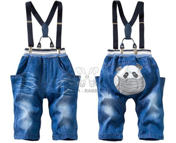 新西兰外贸童装批发_信誉好的儿童牛仔中裤供应商