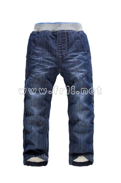 中国儿童牛仔裤|【厂家推荐】最优惠的法国KK兔品牌童装
