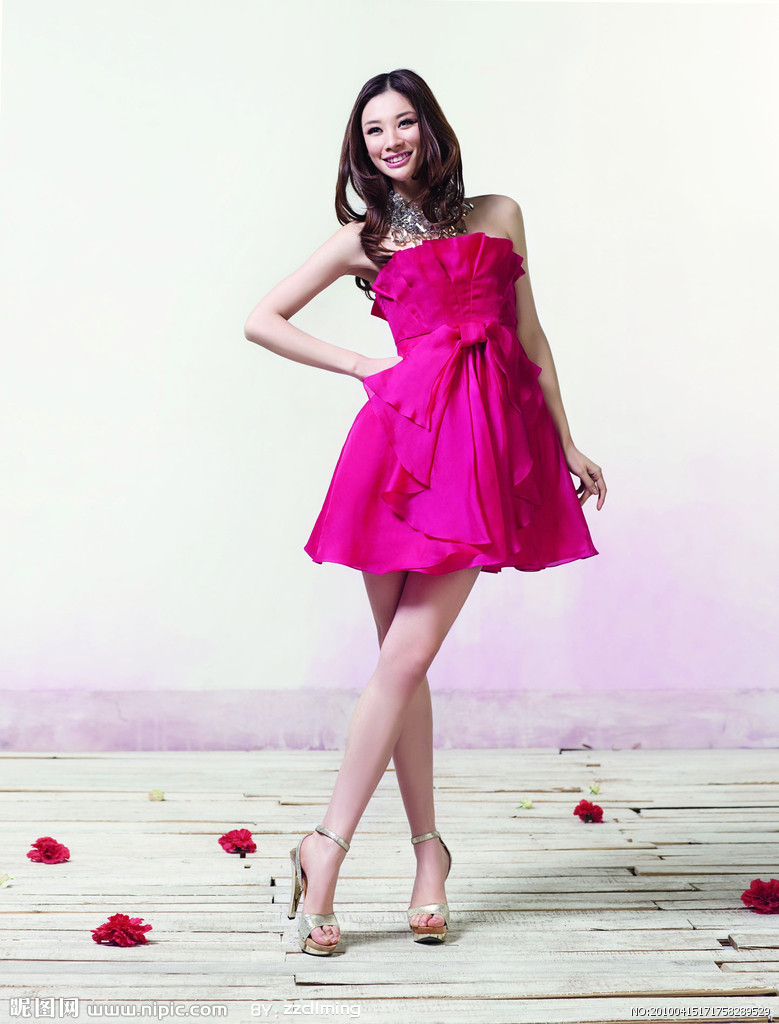 三门峡裙子——划算的名米沙裙子推荐