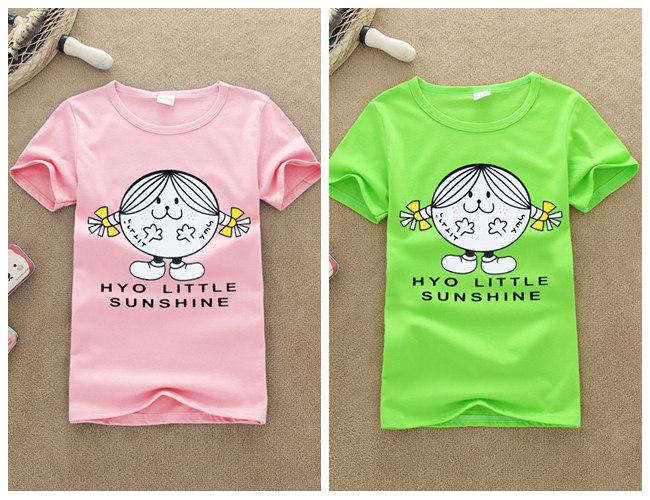2015夏季短袖童装批发2015年好卖的童装短袖T恤批发