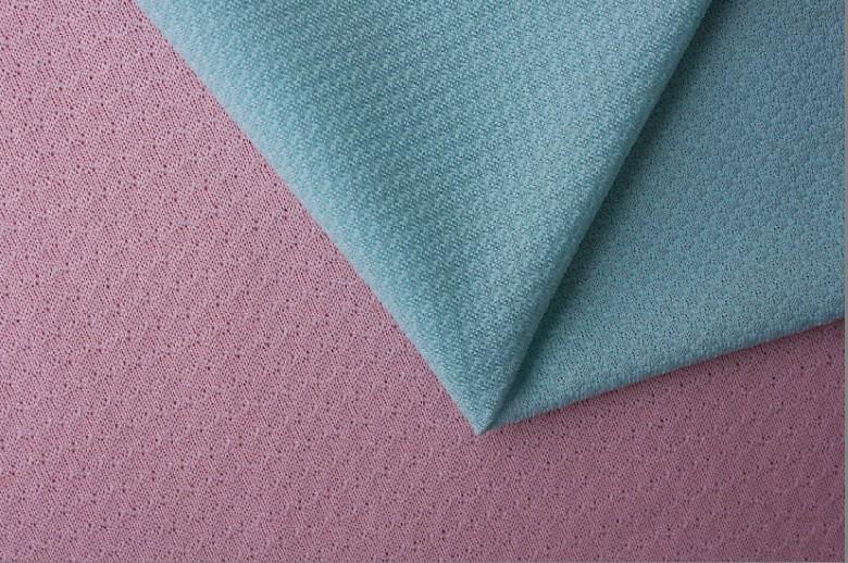 福建锦纶氨纶汗布 高品质针织面料直销供应