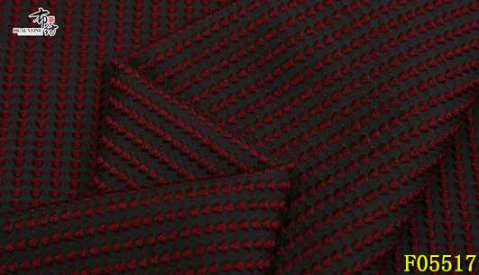 武汉提花夏款面料F05517布衣纺
