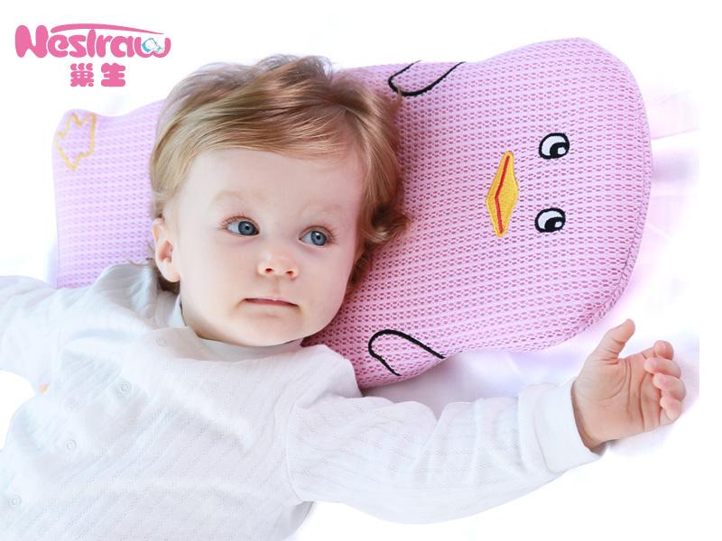 三井科技巢生婴儿透气可水洗枕头,品牌好的婴儿透气可水洗枕头|促销婴儿可调高度枕头
